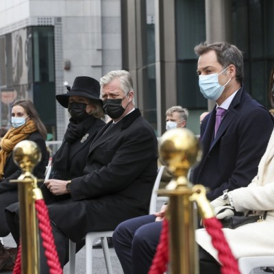 22 March: ceremony in tribute to victims of acts of terrorism