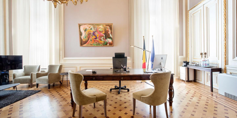 Büro des Premierministers
